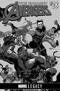 [Uncanny Avengers: Unity: Volume 5: Stars And Garters (Product Image)]