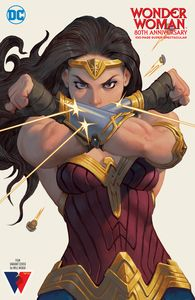 [Wonder Woman: 80th Anniversary: 100-Page Super Spectacular (Will Murai Movie Inspired Variant) (Product Image)]