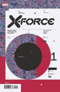 [X-Force #1 (Muller Design Variant DX) (Product Image)]