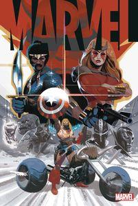 [Marvel #4 (Acuna Variant) (Product Image)]