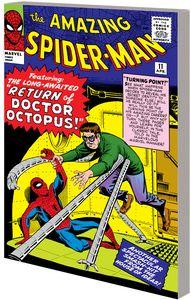 [Mighty Marvel Masterworks: Amazing Spider-Man: Volume 2 (DM Variant) (Product Image)]