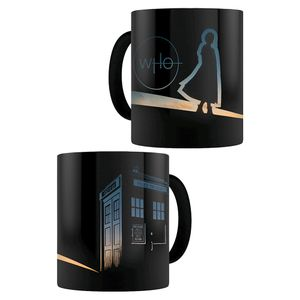 [Doctor Who: Heat Change Mug: New Dawn (Product Image)]