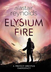 [Inspector Dreyfus: Book 2: Elysium Fire (Hardcover) (Product Image)]