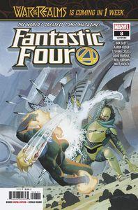 [Fantastic Four #8 (Product Image)]