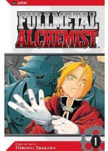 [Fullmetal Alchemist: Volume 1 (Product Image)]