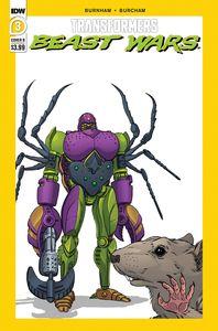 [Transformers: Beast Wars #3 (Cover B Dan Schoening) (Product Image)]