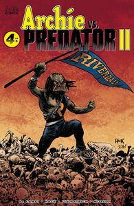 [Archie Vs Predator 2 #4 (Cover A Hack) (Product Image)]