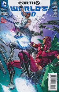 [Earth 2: Worlds End #20 (Product Image)]