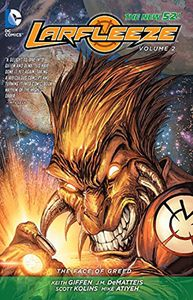 [Larfleeze: Volume 2: The Face Of Greed (N52) (Product Image)]