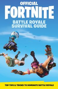 [Official FORTNITE: Battle Royale: Survival Guide (Hardcover) (Product Image)]