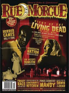 [Rue Morgue Magazine #186 (Product Image)]