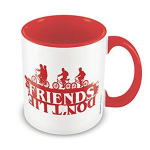 [Stranger Things: Mug: Friends Don't Lie (Product Image)]