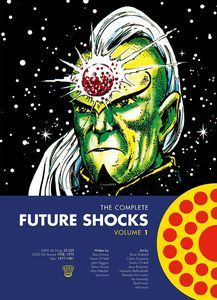 [The Complete Future Shocks: Volume 1 (Product Image)]
