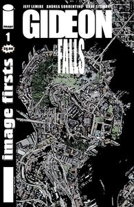 [Image Firsts: Gideon Falls #1 (Product Image)]