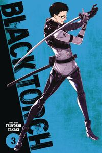 [Black Torch: Volume 3 (Product Image)]