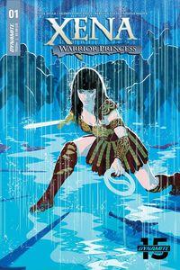 [Xena: Warrior Princess #1 (Cover E Allen & Martin) (Product Image)]