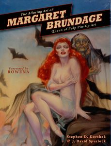 [The Alluring Art of Margaret Brundage: Queen of Pulp Pin-Up Art (Hardcover) (Product Image)]