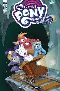 [My Little Pony: Friendship Is Magic: 2021 Annual (Cover A Brianna) (Product Image)]