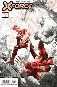 [X-Force #2 (2nd Printing Variant) (Product Image)]