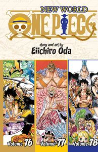[One Piece: 3-In-1 Edition: Volume 26 (Product Image)]