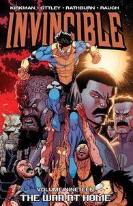 [Invincible: Volume 19: The War At Home (Product Image)]