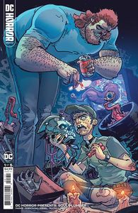 [DC Horror Presents: Soul Plumber #1 (Riley Rossmo Variant) (Product Image)]