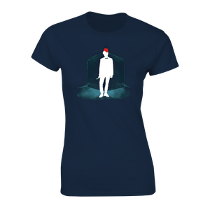 [Doctor Who: Women's Fit T-Shirt: Shadowfields 11th Doctor (Product Image)]