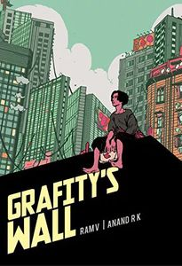 [Grafity's Wall (Hardcover Signed Edition) (Product Image)]