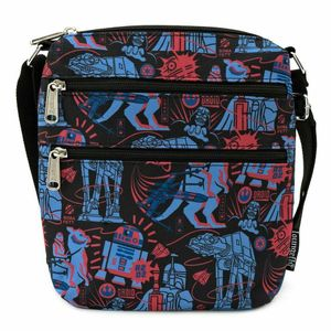 [Star Wars: The Empire Strikes Back: Passport Bag: 40th Anniversary (Product Image)]