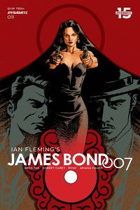 [James Bond: 007 #11 (Cover A Johnson) (Product Image)]