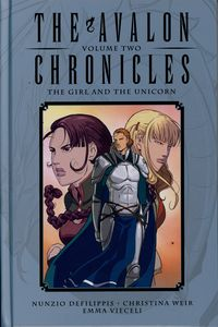 [Avalon Chronicles: Volume 2 (Hardcover) (Product Image)]