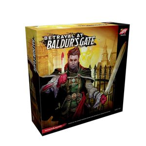 [Dungeons & Dragons: Board Game: Betrayal At Baldur's Gate (Product Image)]