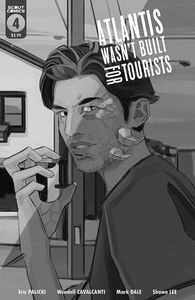 [Atlantis Wasn't Built For Tourists #4 (Product Image)]