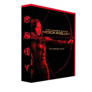 [The Hunger Games: Mockingjay: Board Game (Product Image)]
