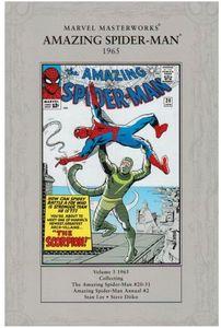 [Marvel Masterworks: Amazing Spider-Man: 1965 (UK Edition) (Product Image)]