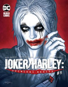 [Joker/Harley: Criminal Sanity #8 (Cover B Jason Badower Variant) (Product Image)]
