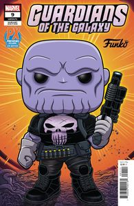 [Guardians Of The Galaxy #9 (PX Funko Variant) (Product Image)]