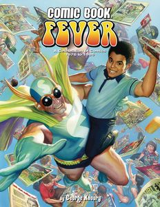 [Comic Book Fever (Hardcover) (Product Image)]