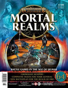 [Warhammer: Age Of Sigmar: Mortal Realms #64 (Product Image)]