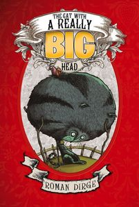 [The Cat With A Really Big Head (Hardcover) (Product Image)]