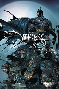 [The Darkness: Darkness/Batman & Darkness/Superman 20th Anniversary Crossover Collection (Product Image)]