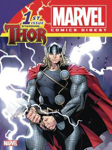 [Marvel Comics Digest #3 (Thor) (Product Image)]