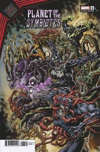 [King In Black: Planet Of Symbiotes #1 (Hotz Variant) (Product Image)]