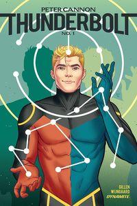 [Peter Cannon: Thunderbolt #1 (Cover D Ganucheau) (Product Image)]