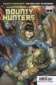 [Star Wars: Bounty Hunters #5 (2nd Printing Variant) (Product Image)]
