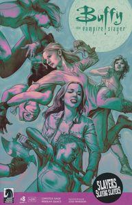 [Buffy The Vampire Slayer: Season 11 #8 (Main Morris Cover) (Product Image)]