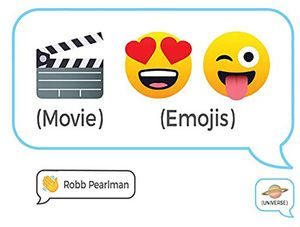 [Movie Emojis: 100 Cinematic Q & As (Product Image)]