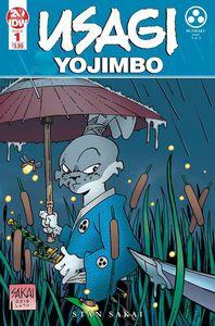 [Usagi Yojimbo #1 (2nd Printing) (Product Image)]