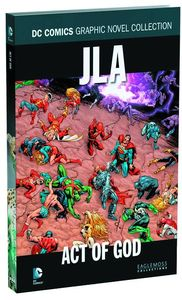 [DC: Graphic Novel Collection: Volume 62: JLA Act Of God (Hardcover) (Product Image)]
