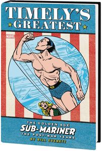 [Timely's Sub-Mariner: Post-War: Omnibus (DM Variant Hardcover) (Product Image)]